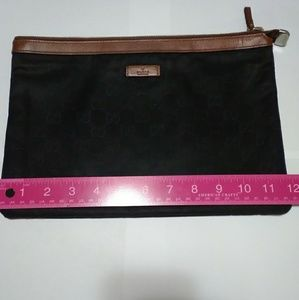 Gucci large cosmetic bag